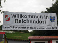 Highlight for album: Landesfeuerwehr-Seniorentreffen 2009 in Reichendorf