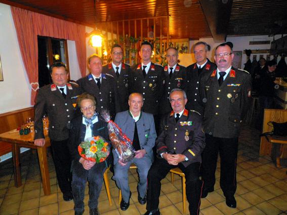 90er Geburtstag EHLM Karl T�dling