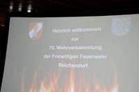 Highlight for album: 75. Wehrversammlung FF Reichendorf