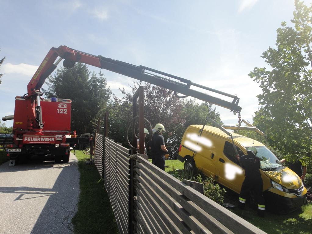 T03 Verkehrsunfall