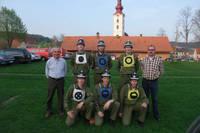 Highlight for album: 3. Rang beim KC in Kleinfrannach