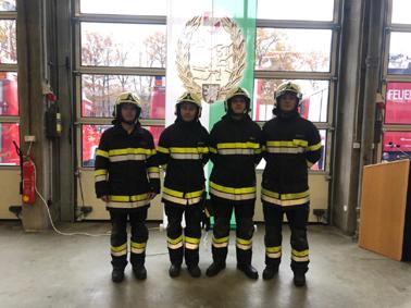 Erfolgreiches Wochenende für unsere Feuerwehr.