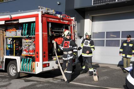 Branddienstleistungsprüfung 2019