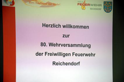 80. Jahreshauptversammlung